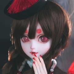 Jade-Little Jiang shi  Basic doll