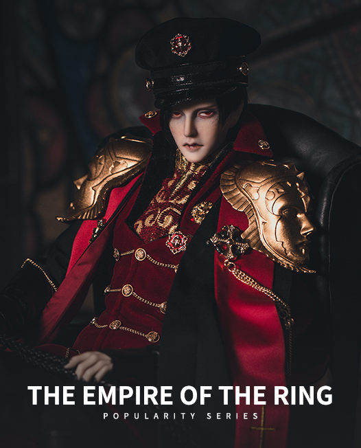 THE EMPIRE OF THE RING