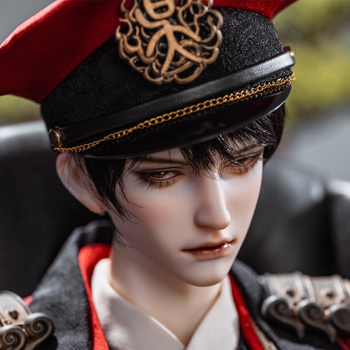 ZHOU YU 一 Military Uniform Version